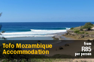 Tofo Mozambique Accommodation